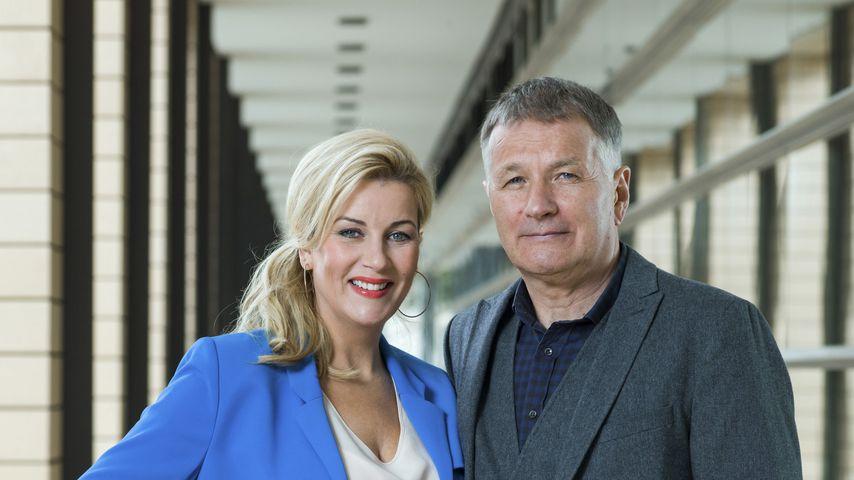 Alexa Maria Surholt und Thomas Rühmann, Schauspieler