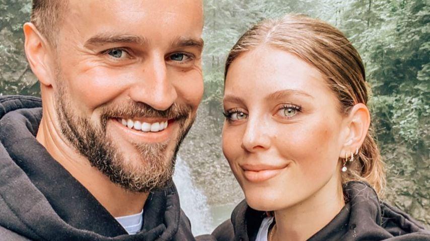 Süßes Liebes-Outing: Alex Hindersmann und Wio sind ein Paar