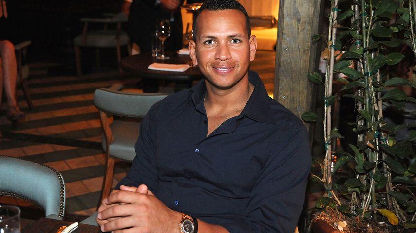Alexander Rodriguez bei einem Event in Miami im Oktober 2010
