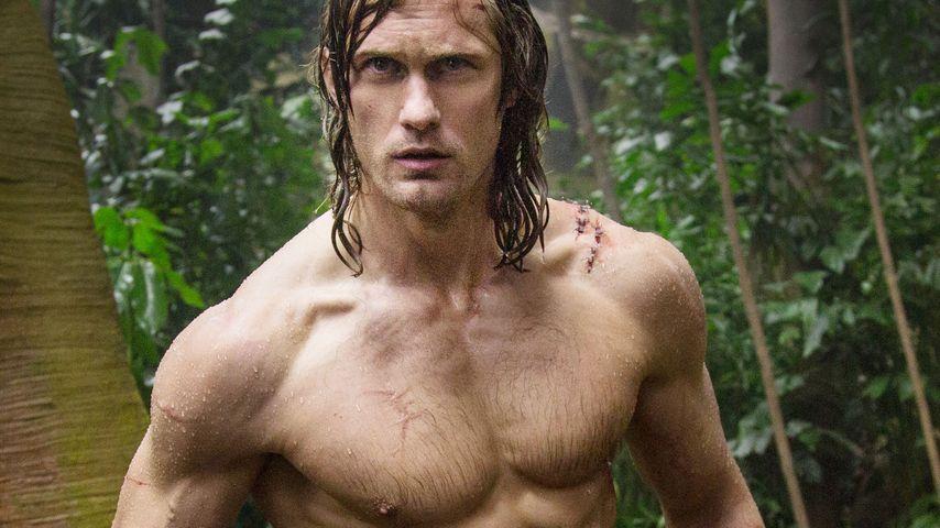 Alexander Skarsgard: 7.000 Kalorien täglich für Tarzan-Body