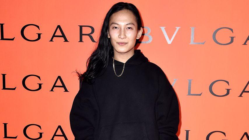 Alexander Wang bei einem Event in NYC im Februar 2020
