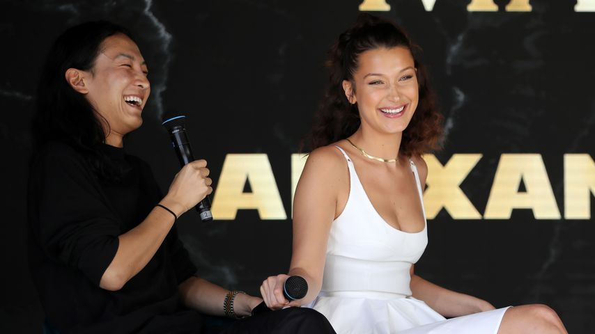 Alexander Wang und Bella Hadid beim Cannes Film Festival 2018
