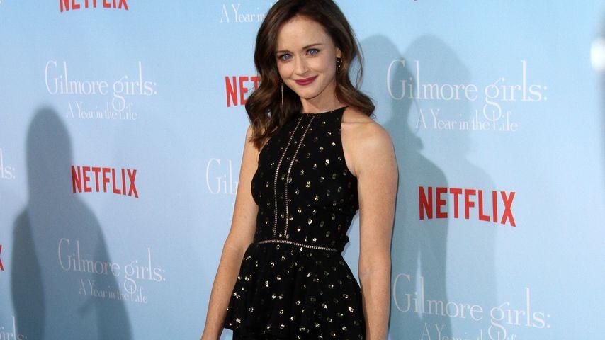 """Alexis Bledel bei der Premiere von """"Gilmore Girls: A Year in the Life"""" in Los Angeles"""