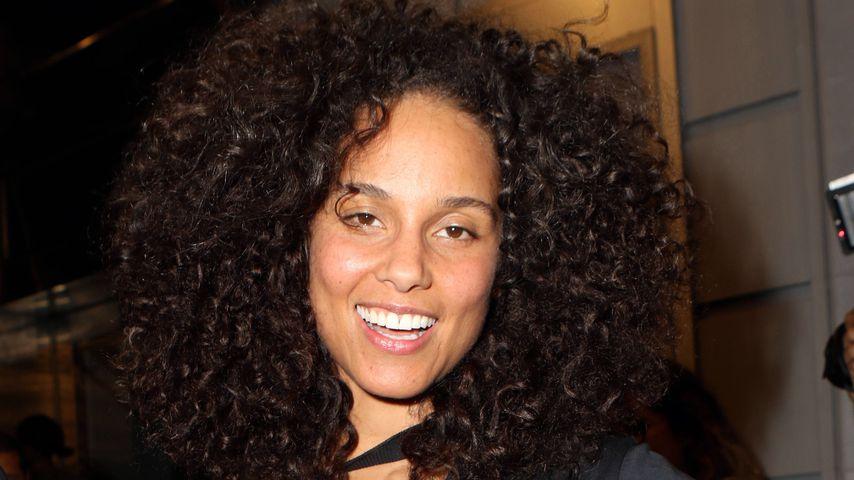 Dank Schmink-Befreiung: Alicia Keys stark & happy wie nie