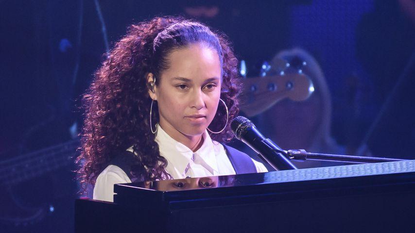 Romantische BET Awards: Alicia Keys in süßer Knutsch-Laune