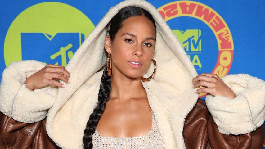 Alicia Keys bei den MTV EMAs 2020 in Los Angeles