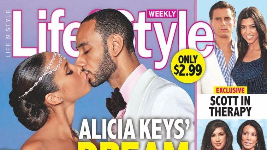 Alicia Keys und Swizz Beatz