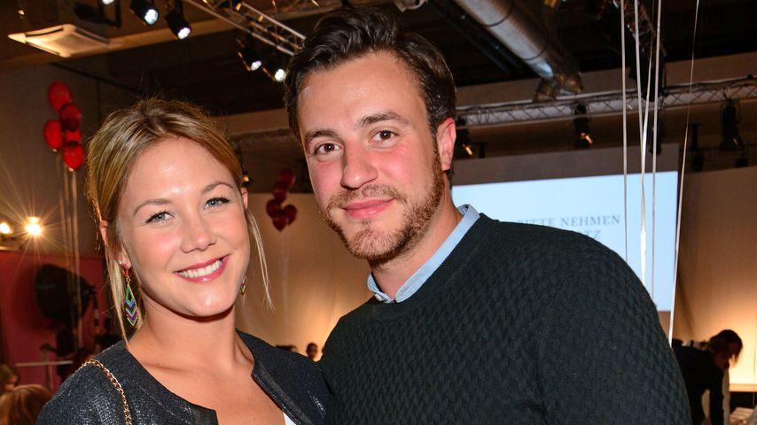 Alina Merkau und ihr Ehemann Rael Hoffmann