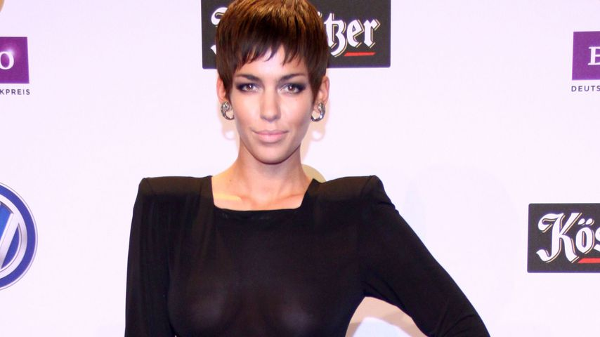 Echo 2013: Nackte Tatsachen bei Alina Süggeler