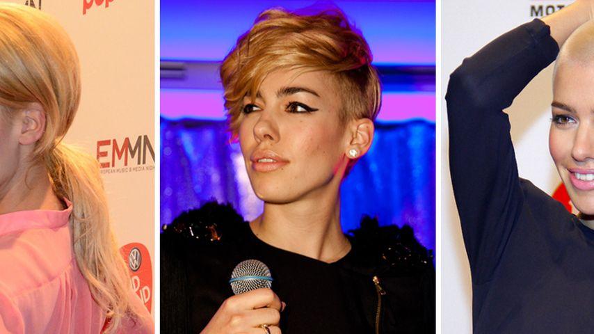 Frida Gold Alina: Ihre krasse Frisuren-Entwicklung
