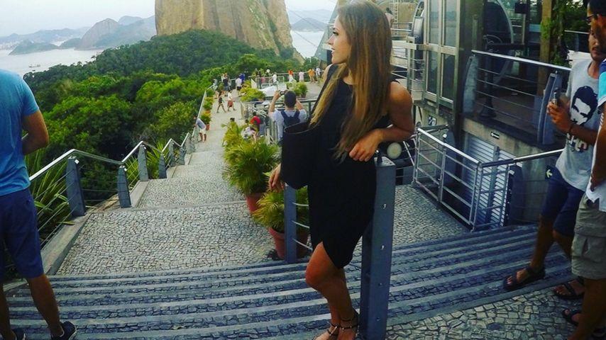 "Hoch hinaus: ""Bachelorette""-Alisa wandert durch Rio"