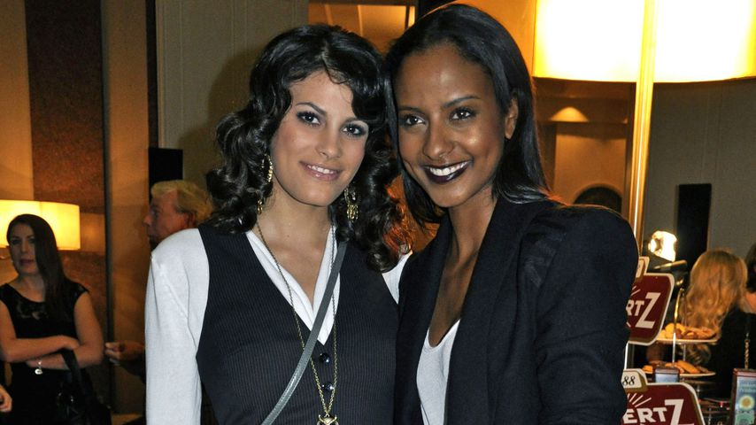 Alisar Ailabouni und Sara Nuru 2011