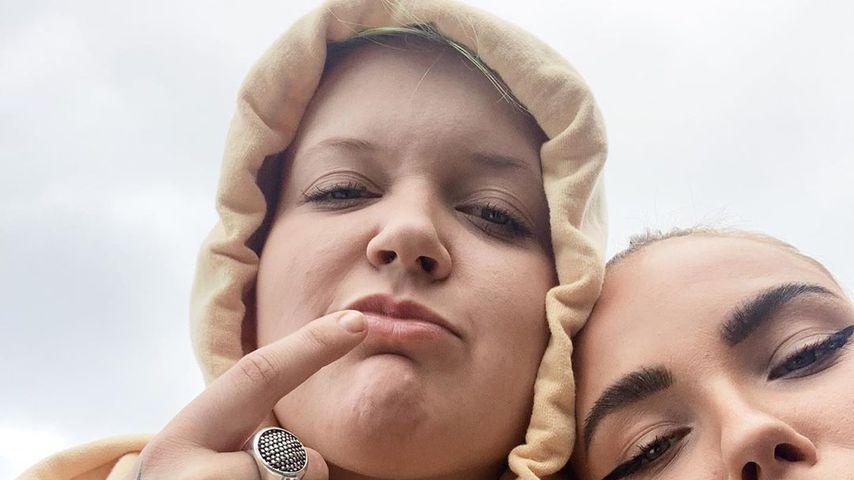 Alma und Natalia Kallio, 2020