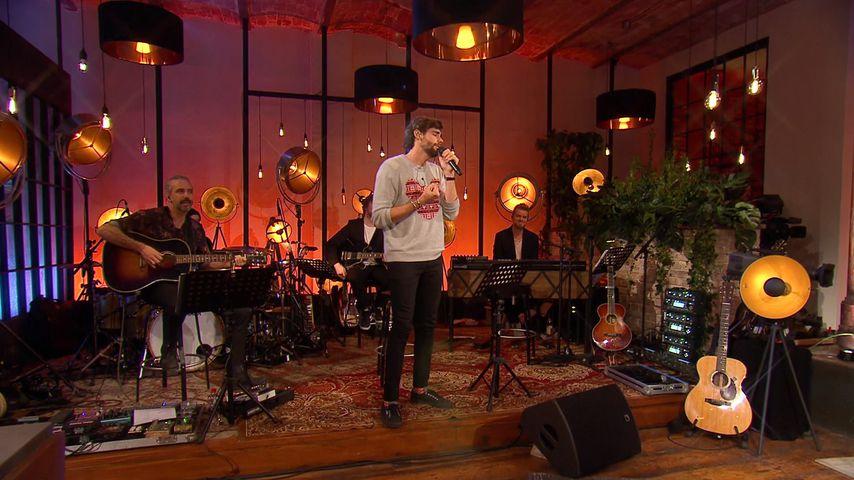 """Álvaro Soler bei """"Sing meinen Song – Die Weihnachtsparty"""""""