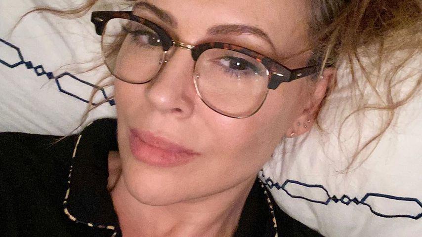 """Alyssa Milano, TV-Star (""""Charmed"""", """"Mistresses"""")"""
