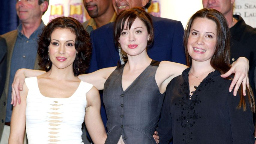 Alyssa Milano, Rose McGowan und Holly Marie Combs