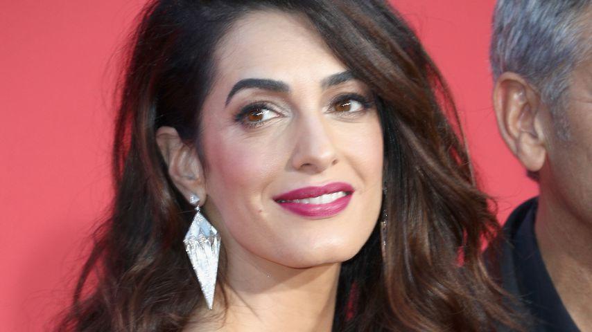 """Amal Clooney bei der """"Suburbicon""""-Premiere 2017"""