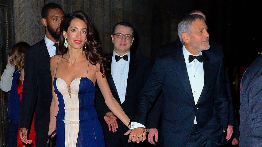 Amal & George Clooney: Etwas andere Date-Night mit Eltern!