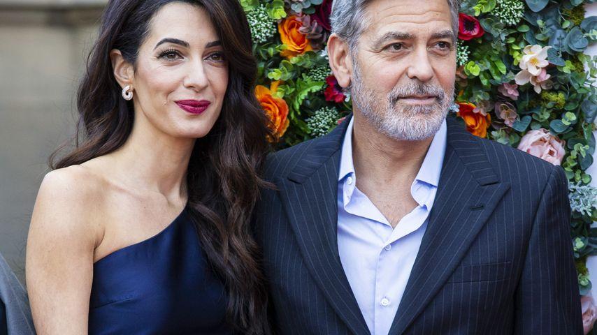 Amal hat George Clooney nichts zum Geburtstag geschenkt