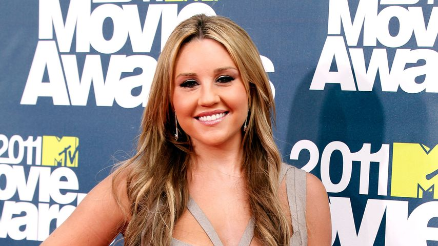 Amanda Bynes bei den MTV Movie Awards 2011