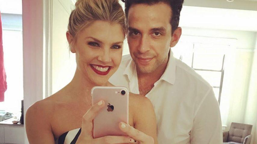 Amanda Kloots und ihr Mann Nick Cordero