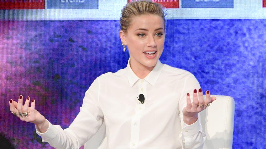 Amber Heard beim Pride & Prejudice Summit 2017 in New York