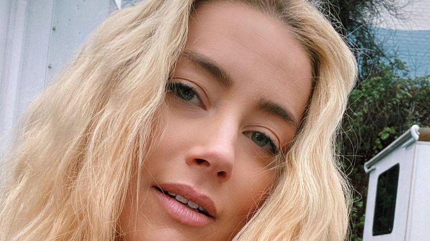 Amber Heard im Jahr 2020