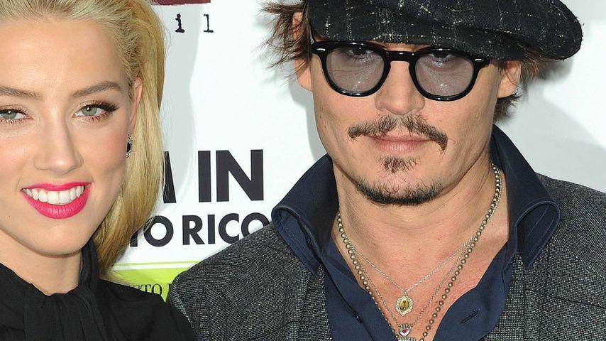 Amber Heard: Johnny Depp sagt, dass er mich liebt!
