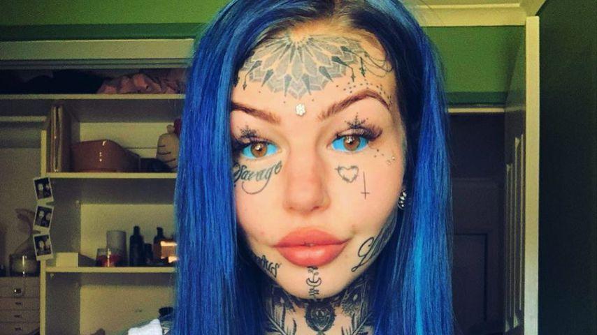 Nach Augapfel-Tattoo: Insta-Star ist drei Wochen lang blind!