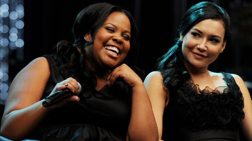 """Glee""-Star Amber Riley ehrt Naya Rivera (†) jeden Tag!"