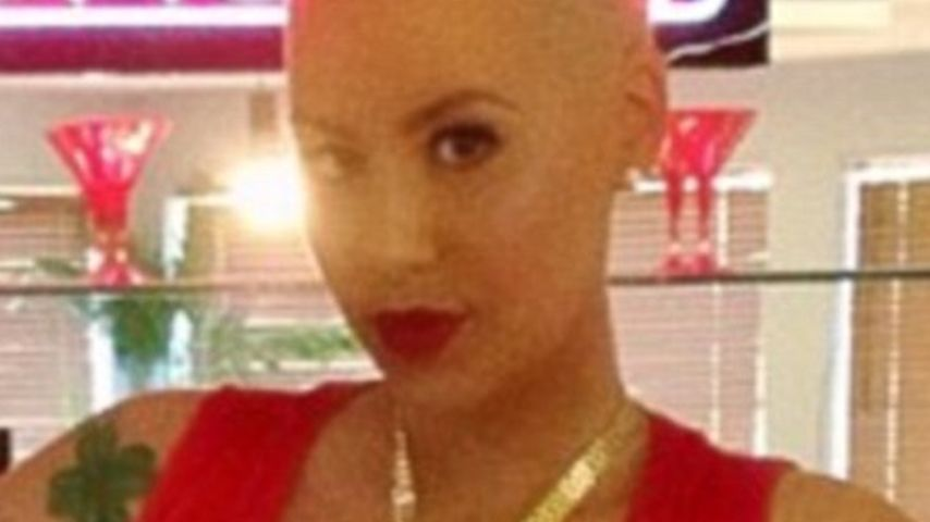 Amber Rose zeigt ihren super After Baby Body