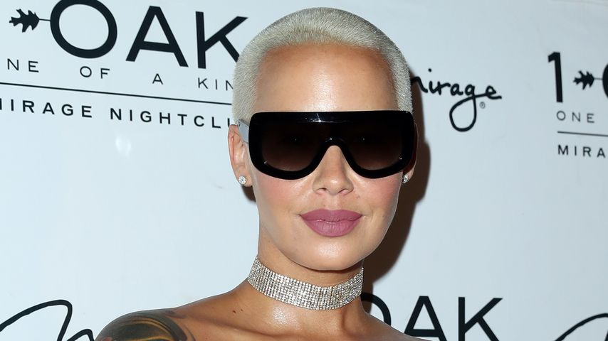 Amber Rose im 1 Oak Nightclub in Las Vegas
