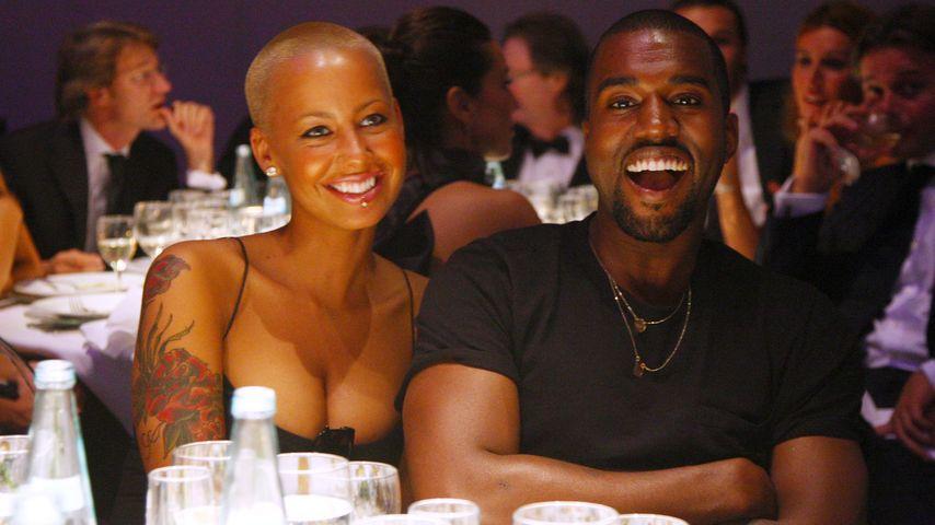 Taylor-Kanye-Beef: Amber Rose verteidigt ihren Ex-Freund
