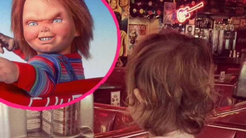 Rocco Stark: Geht Klein Amelia echt als Chucky?