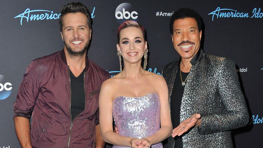 "Luke Bryan, Katy Perry und Lionel Richie, ""American Idol""-Jury"