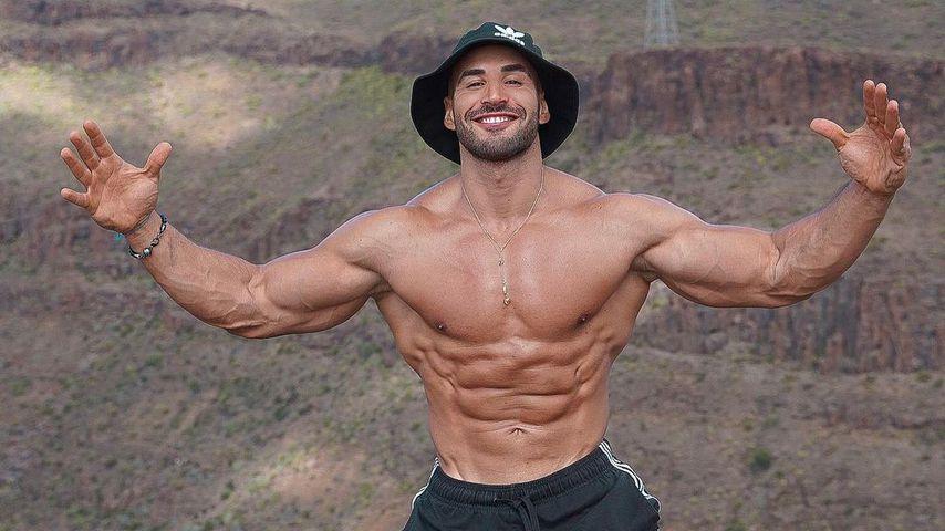 Amin Elkach, Fitness-Influencer