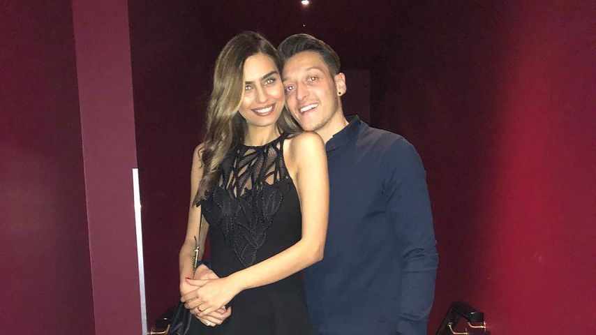 Verlobungspost: Heiratet Mesut Özil bald seine Amine Gülse?