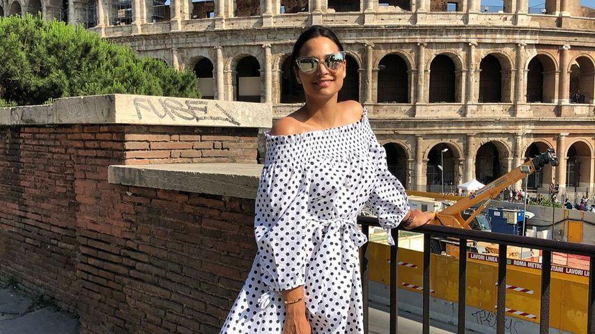 Amira Aly im Juni 2019 in Rom