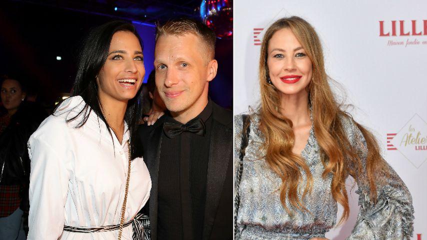 Respekt: Amira Aly feiert Oli Pochers Ex-Partnerin Sandy!