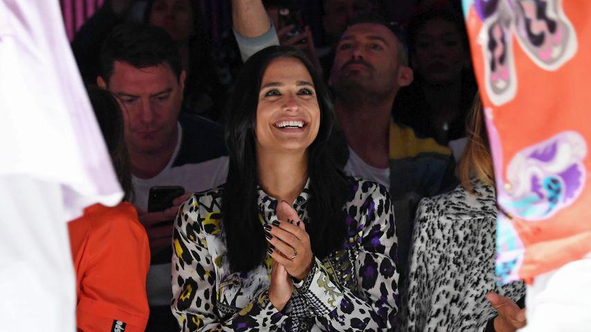 Amira Pocher auf der Berlin Fashion Week im Juli 2019