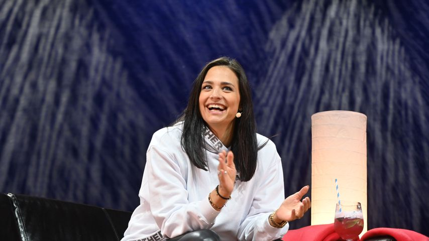 Amira Pocher im September 2020 in Hamburg