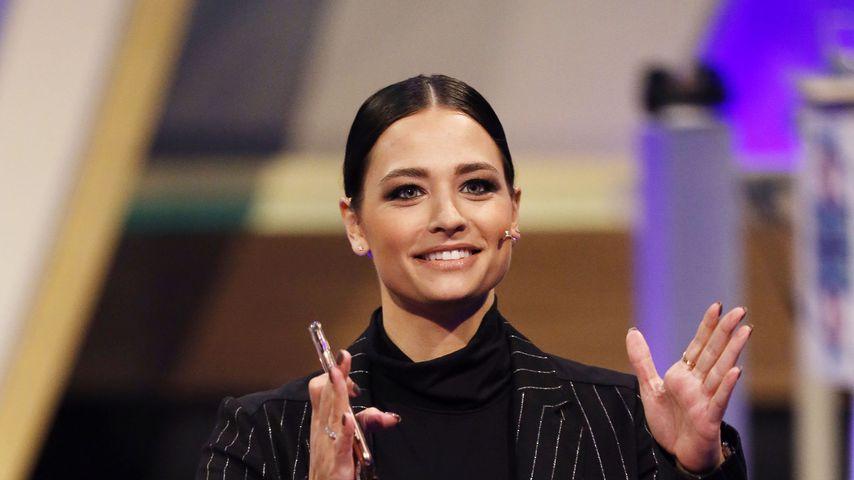Amira Pocher im März 2020 in Köln