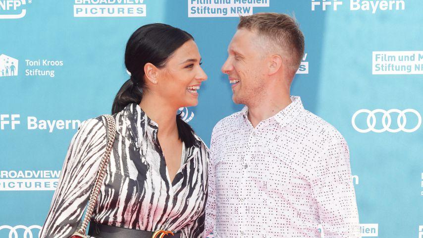 Oliver Pocher: Der Comedian und Frau Amira Aly sind Eltern geworden