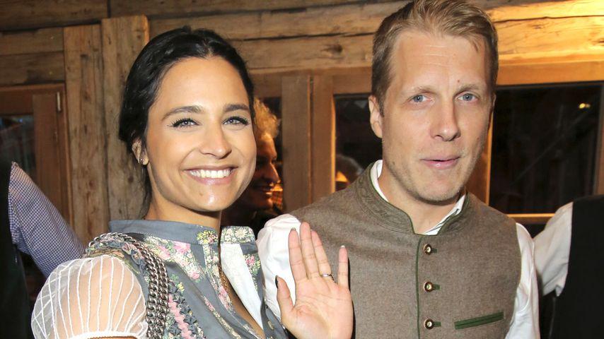 Amira und Oliver Pocher auf dem Oktoberfest 2019