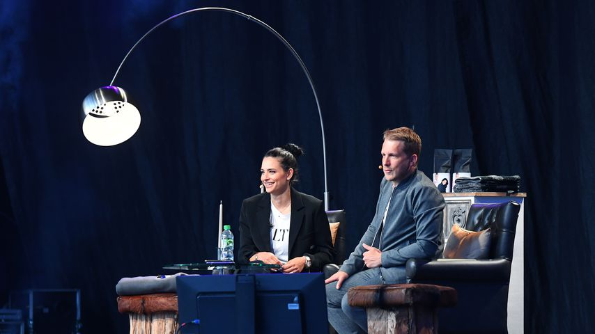 Amira und Oliver Pocher im Juli 2020