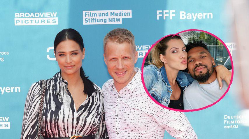 """""""Finden's bäh"""": Oli & Amira dissen Harrison-Geburtsbericht"""