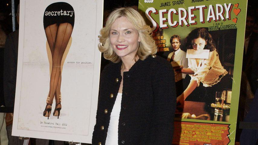 """Amy Locane bei der Premiere von """"Secretary"""" in New York im September 2002"""