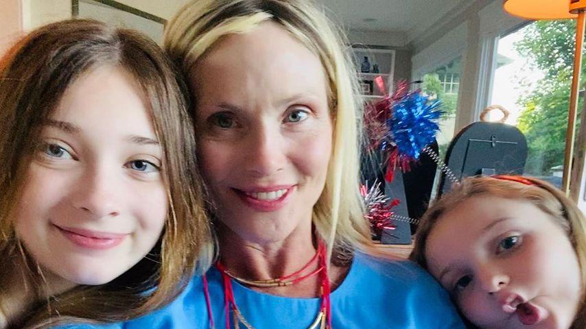 Acht Jahre Knast: Amy Locane fürchtet, Kinder vergessen sie