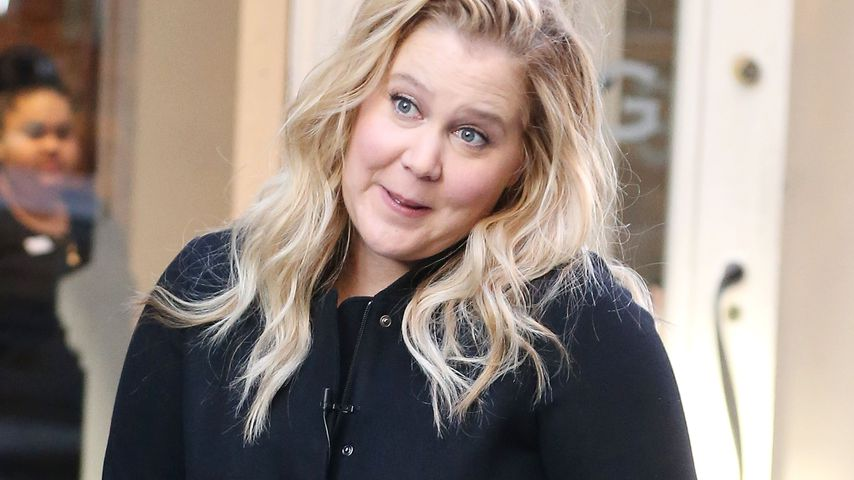 Amy Schumer in New York City