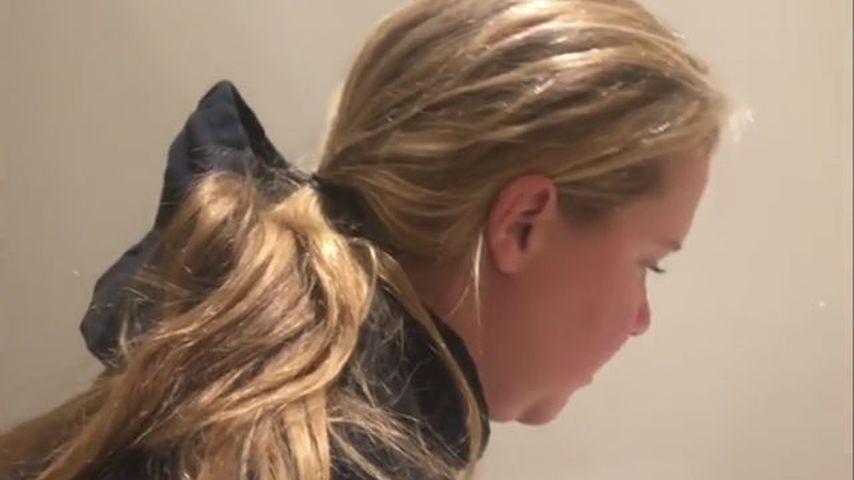 Üble Sache! Schwangere Amy Schumer filmt sich beim Erbrechen